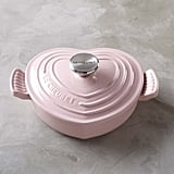 Le Creuset Cast-Iron Heart-Shaped Dutch Oven ($150)