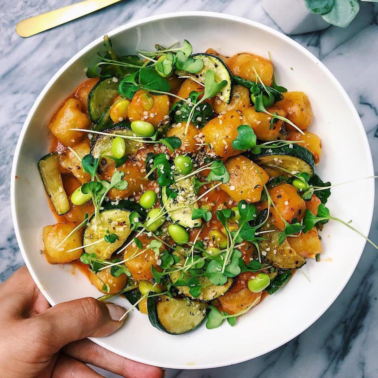 Trader Joe S Cauliflower Gnocchi Recipes Popsugar Fitness