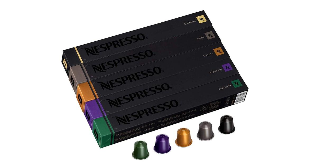 Nespresso Originalline Variety Pack Capsules Wacaco