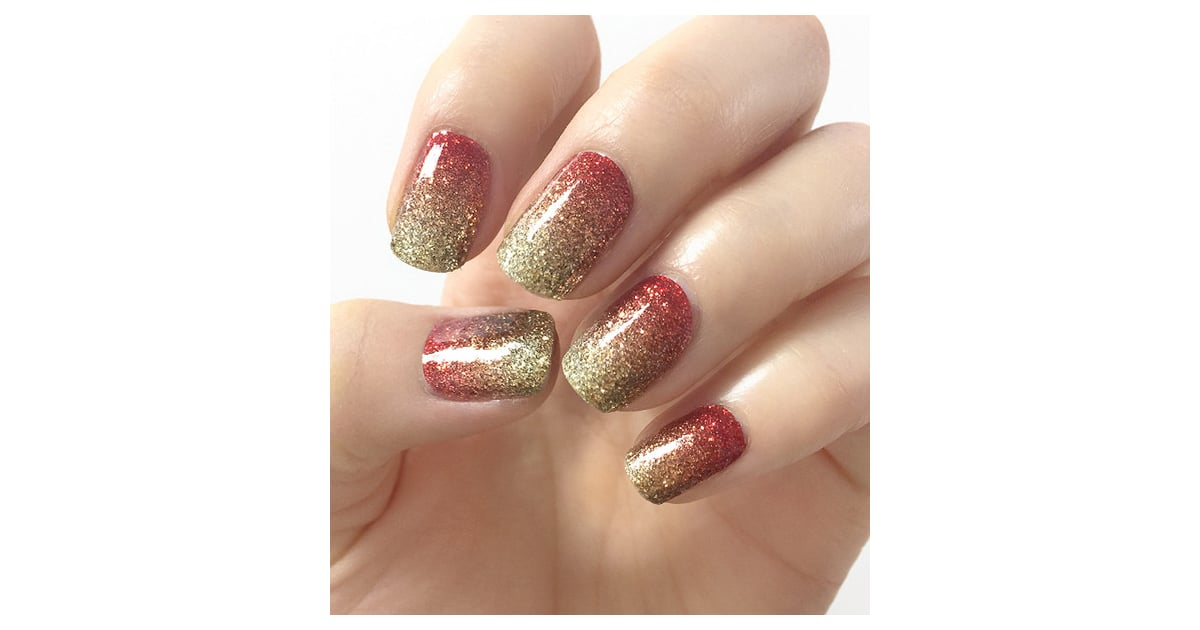 It\'s a Nail Nail Polish Applique in Solar Flare ($8) | Nail Decals ...