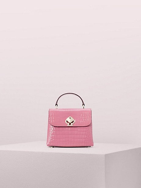 Kate Spade New York Romy Croc_Embossed Bag