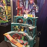 TMNT Epic Lair Playset