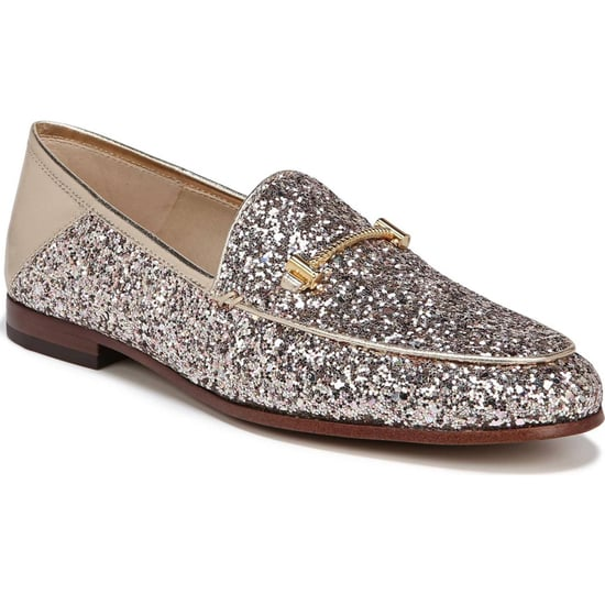Sam Edelman Glitter Loafers