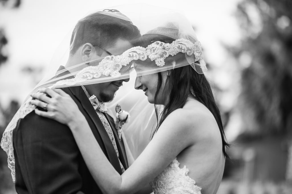 Kelsey and Peter had a rustic barnyard wedding. See the wedding here!