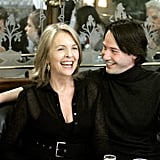 Keanu Reeves and Diane Keaton in Something's Gotta Give