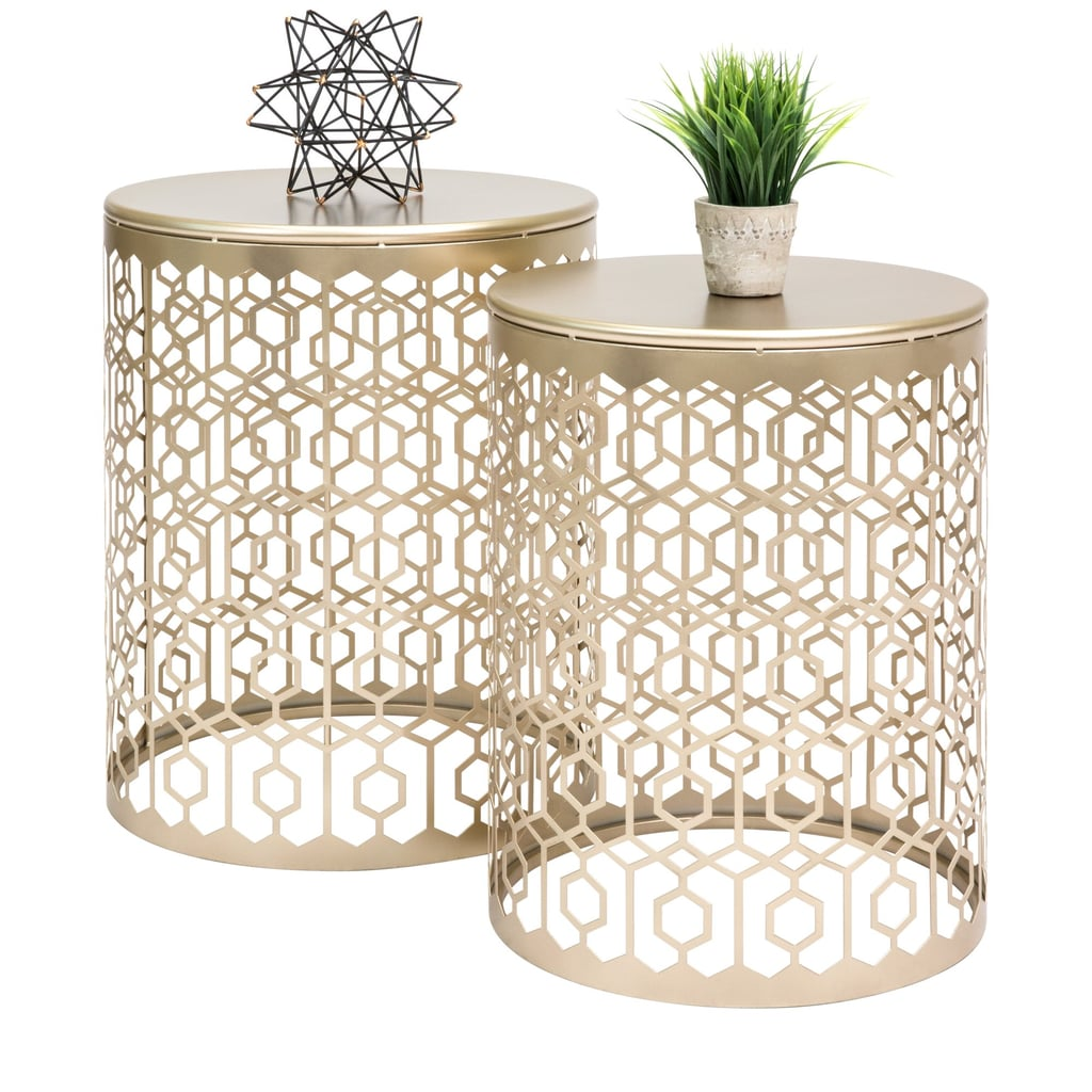 Best Choice Products Round Nesting Accent Tables