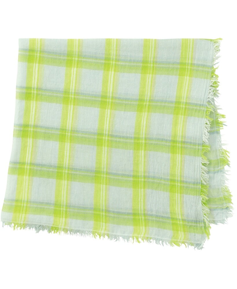 Uniqlo Checked Scarf