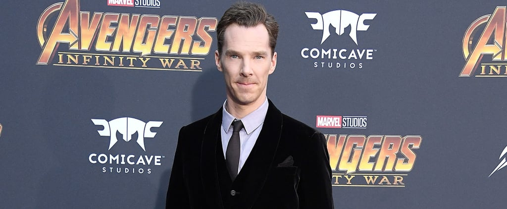 Benedict Cumberbatch Saved a Cyclist From Muggers June 2018