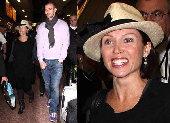 Photos of Pregnant Dannii Minogue