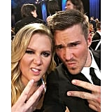 Amy Schumer Dating Ben Hanisch