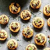 Cornbread and Chili in a Muffin Tin