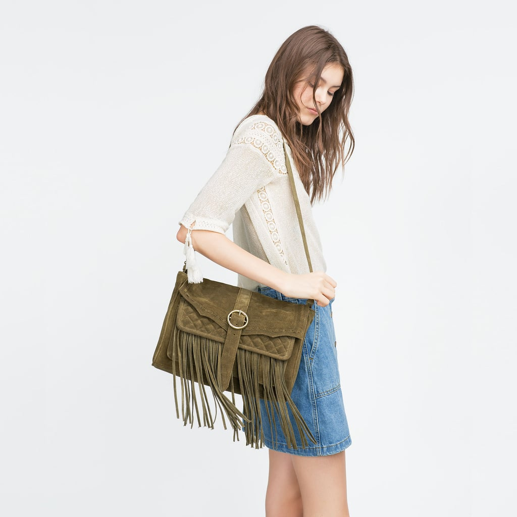 Fringe and Tassel Bags