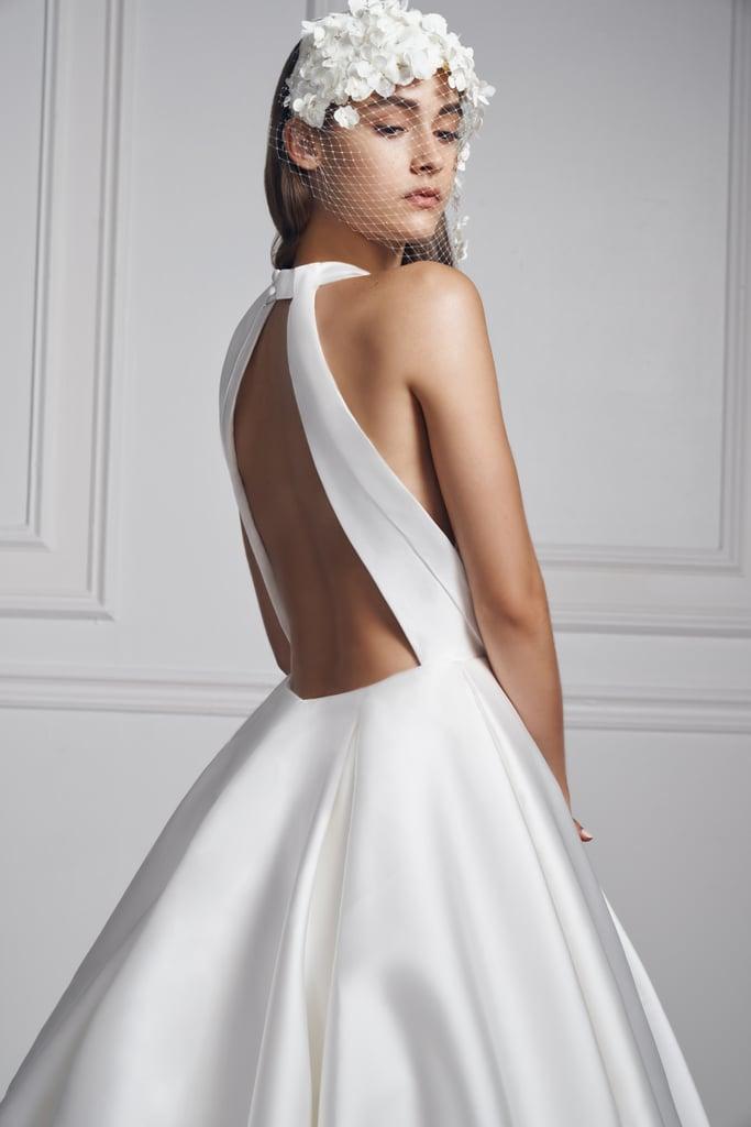 Bridal Trend 2020: Halter-Neck Wedding Dress