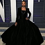 Billy Porter Quote About Wearing a Dress