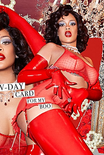 See Rihanna's Savage x Fenty Valentine's Day Collection 2021
