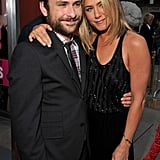 Jennifer Aniston Goes Short, Black, and Sparkly to Join the Guys at Horrible Bosses Premiere
