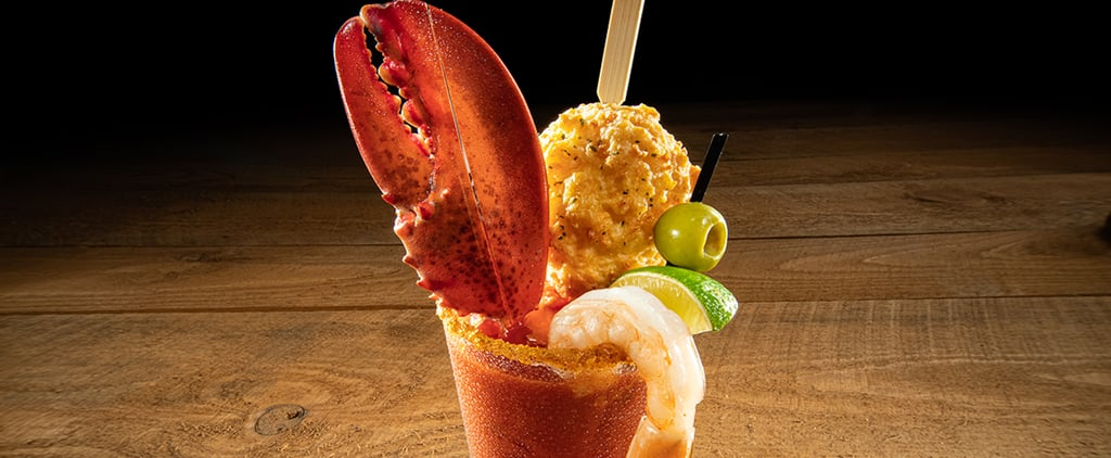 Red Lobster Bloody Mary