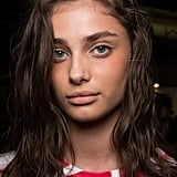Hair and Makeup at Alexander Wang Spring 2017