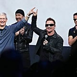 U2 Was There
