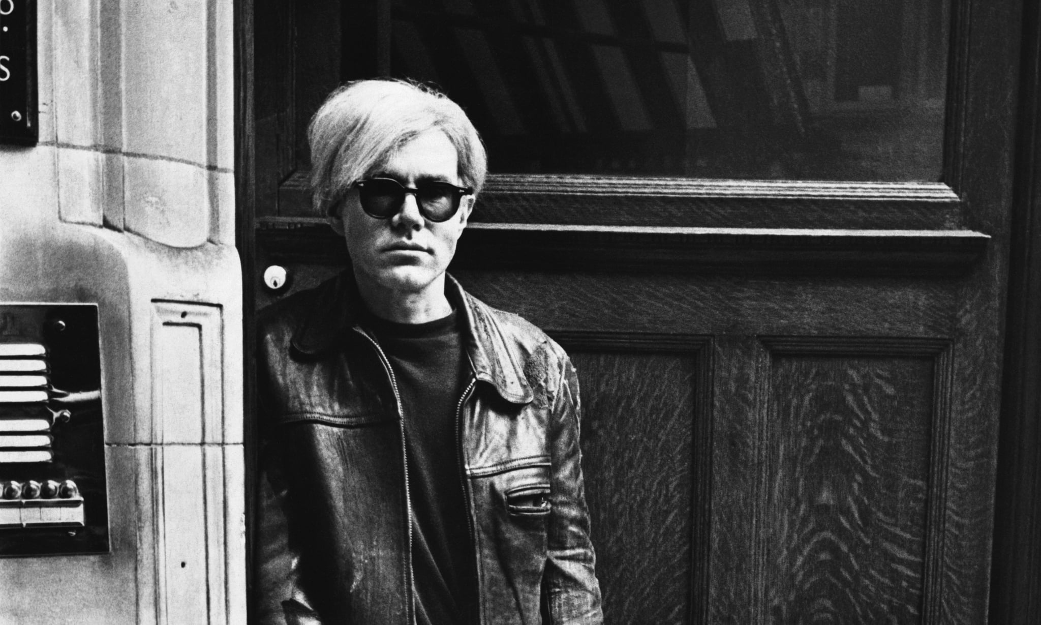 Portrait of Andy Warhol (Photo by © Hulton-Deutsch Collection/CORBIS/Corbis via Getty Images)
