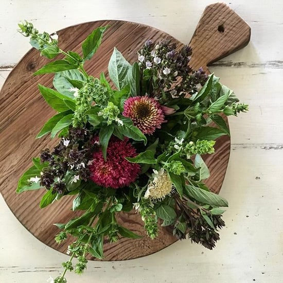 Joanna Gaines's Flower Hack
