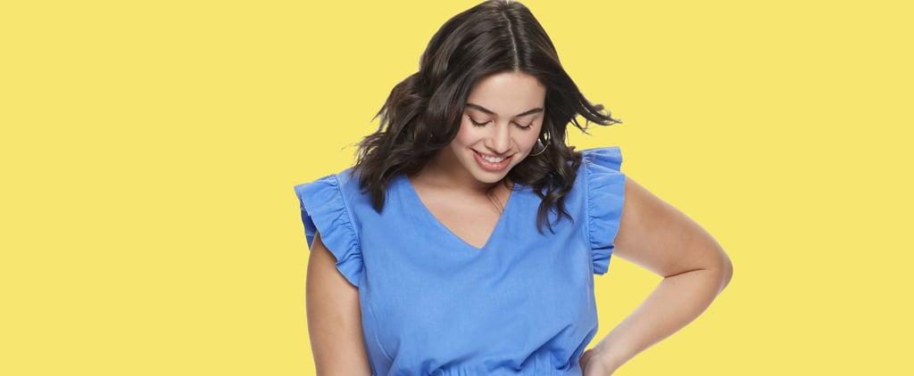 Flattering Plus Size Dresses Popsugar Kohls 2019