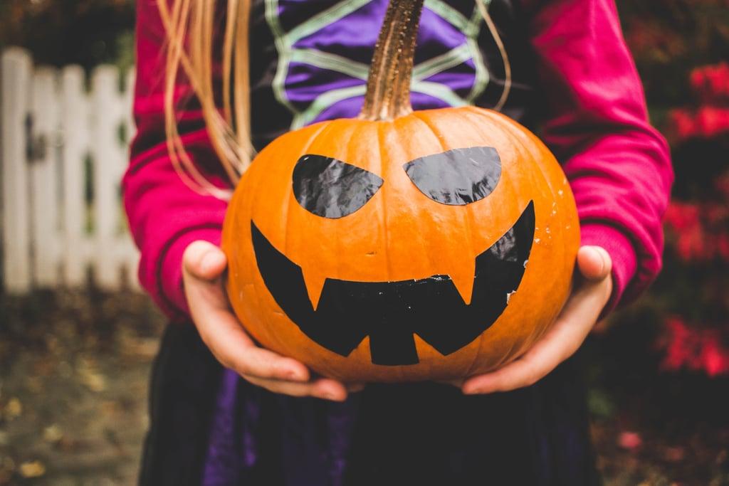 Host a Pumpkin Decorating Contest
