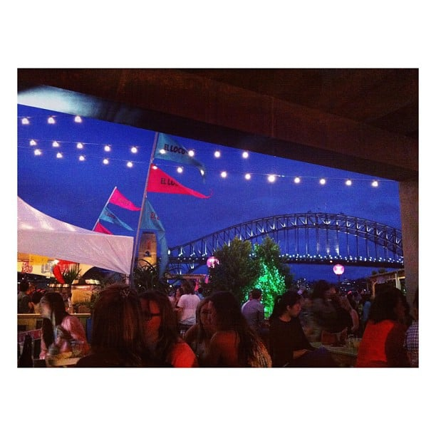 After numerous after-work cocktails and balmy nights surrounded by colourful Mexican decor, we're pretty keen to get the El Loco pop-up bar at the Opera House to become a permanent fixture. . .
