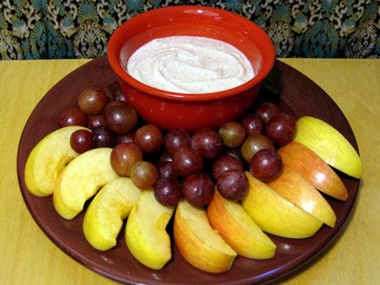 Recipe For Maple Cinnamon Fruit Dip