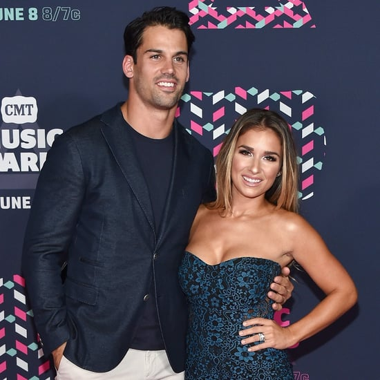 Jessie James and Eric Decker at CMT Awards 2016 Pictures