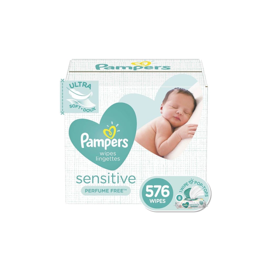 Pampers Sensitive Baby Wipes - 576ct
