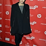 Rooney Mara attended the premiere of Emanuel and the Truth About Fishes at the Sundance Film Festival on Friday.