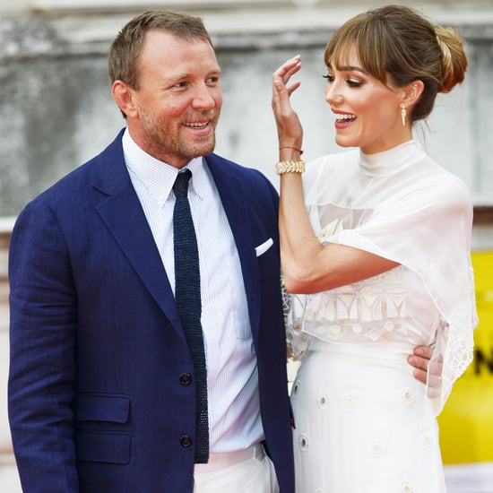 Guy Ritchie and Jacqui Ainsley on Red Carpet | Pictures
