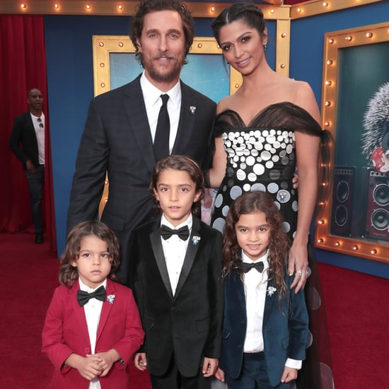 Camila Alves Family Pictures