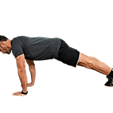 Slider Knee Tucks: 20 slow reps