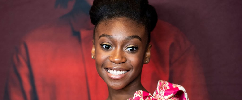 Shahadi Wright Joseph Interview About The Lion King Reboot