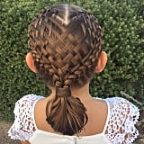 What This Mom Does to Her Daughter's Hair Every Morning Will Leave You Speechless