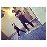 Cree and Cory