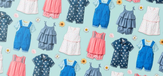 Cute Spring Outfits For Baby