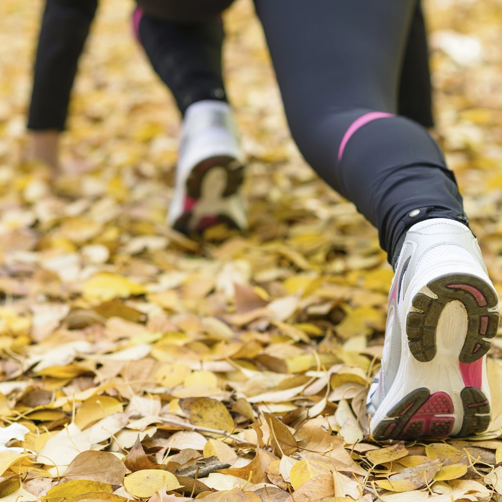Feel Great in Fall's Tights and Leggings With This Lower-Body Workout