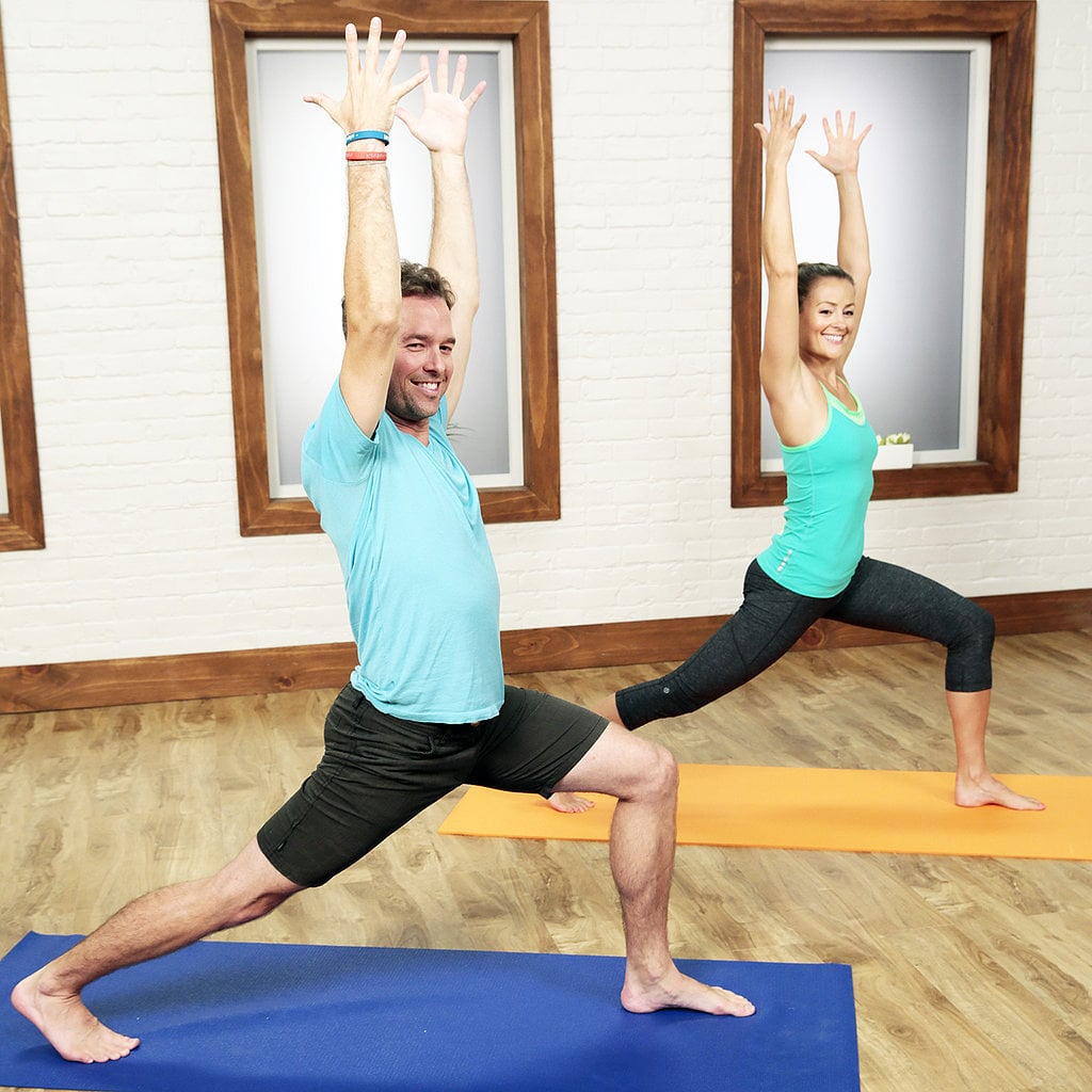 Try a Quick Debloating Yoga Sequence