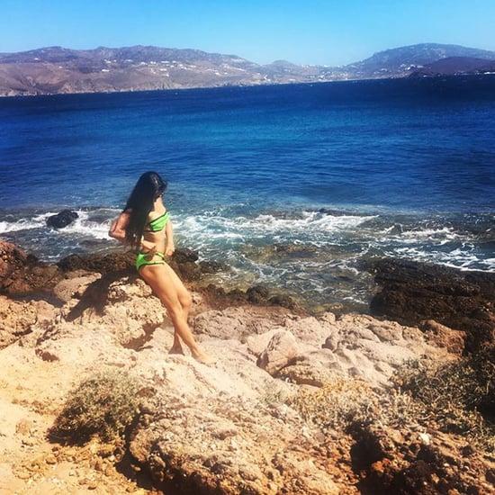 Adriana Lima Bikini Pictures July 2016