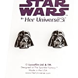 Darth Vader Stud Earrings ($22, originally $40)