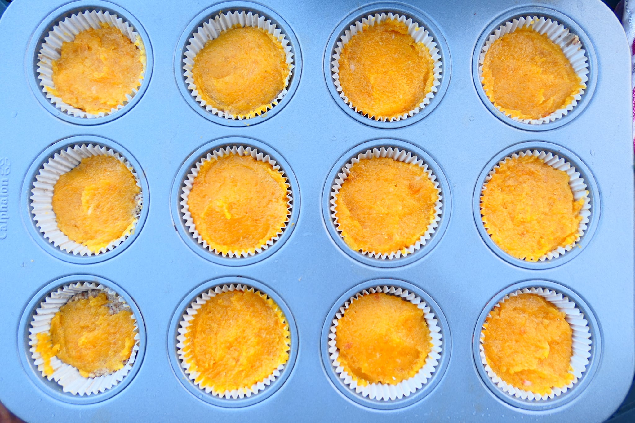 Tartlets in 12-Cup Muffin Pan