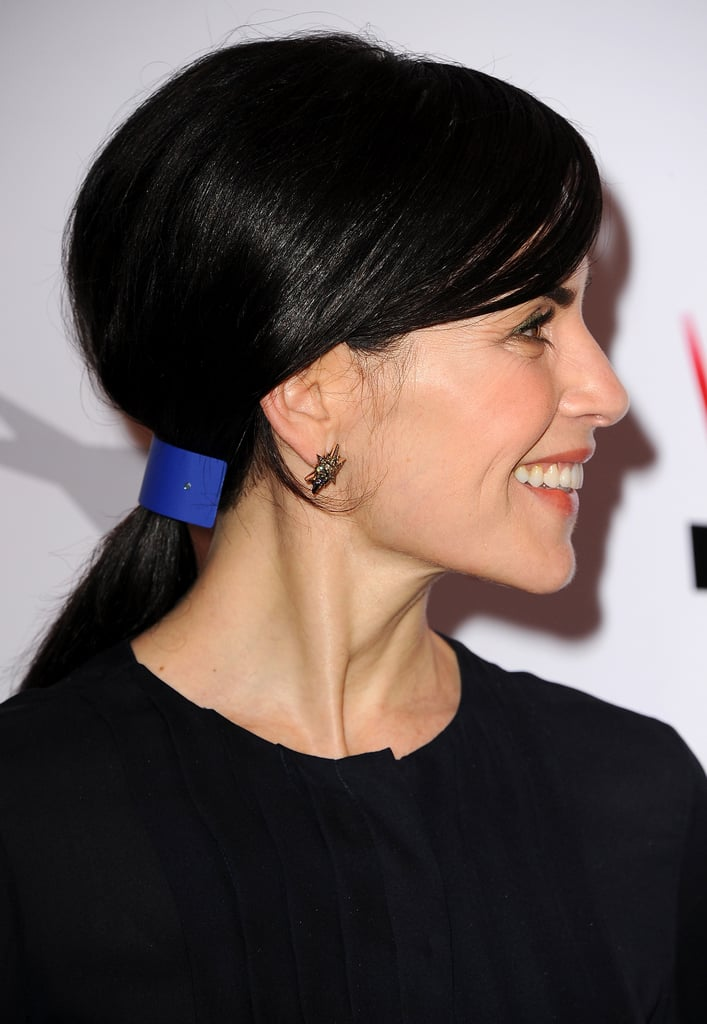 Julianna Margulies Hair And Makeup At Afi Awards Luncheon 2014