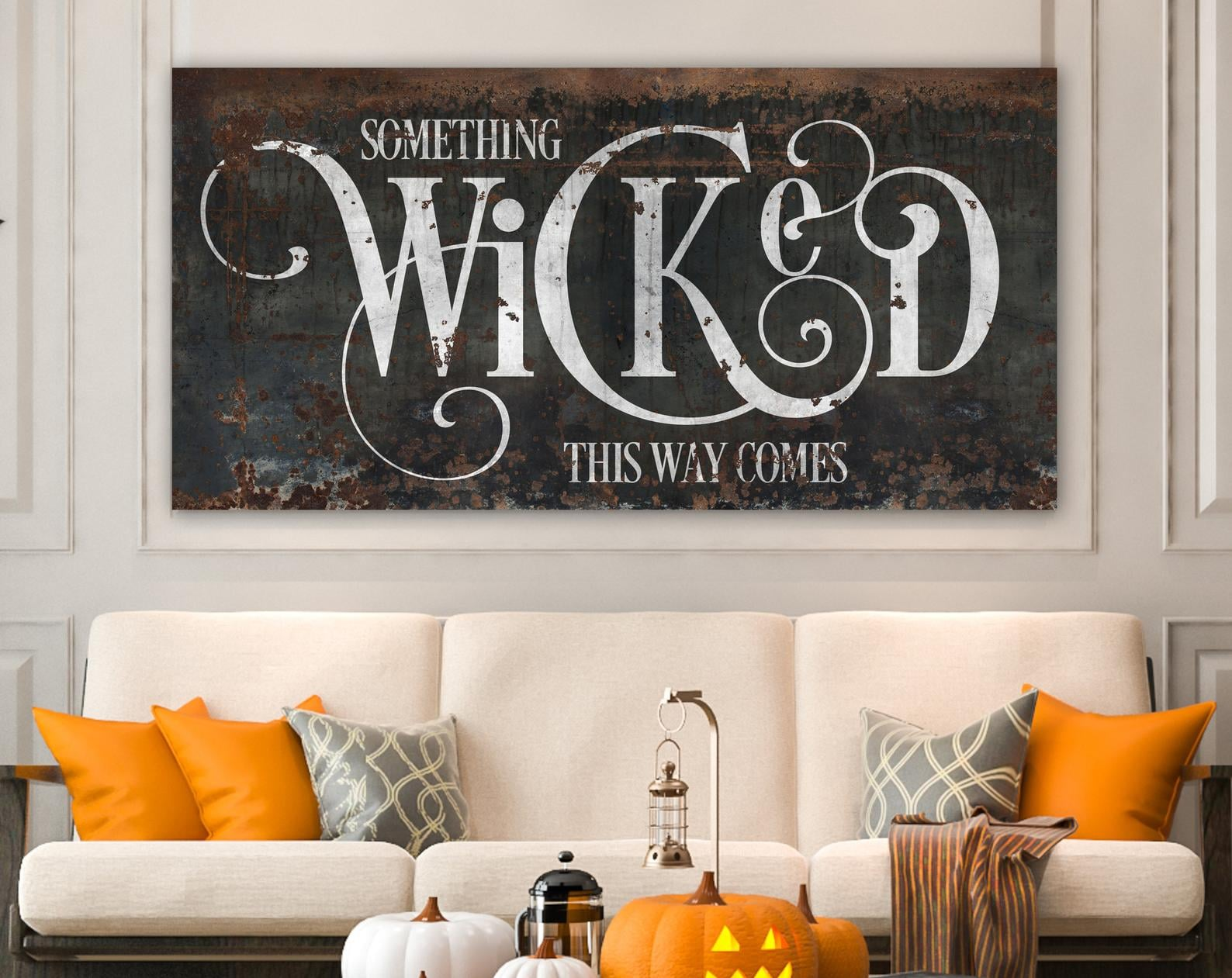 Best Halloween Decor From Etsy 2020