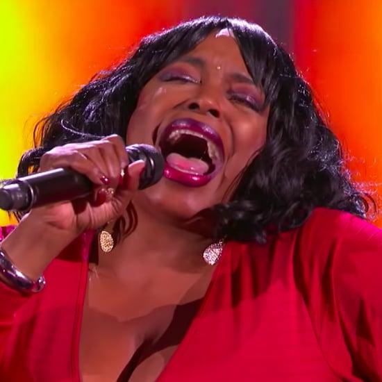 """Carmen Carter Singing """"Come Together"""" on AGT Video"""