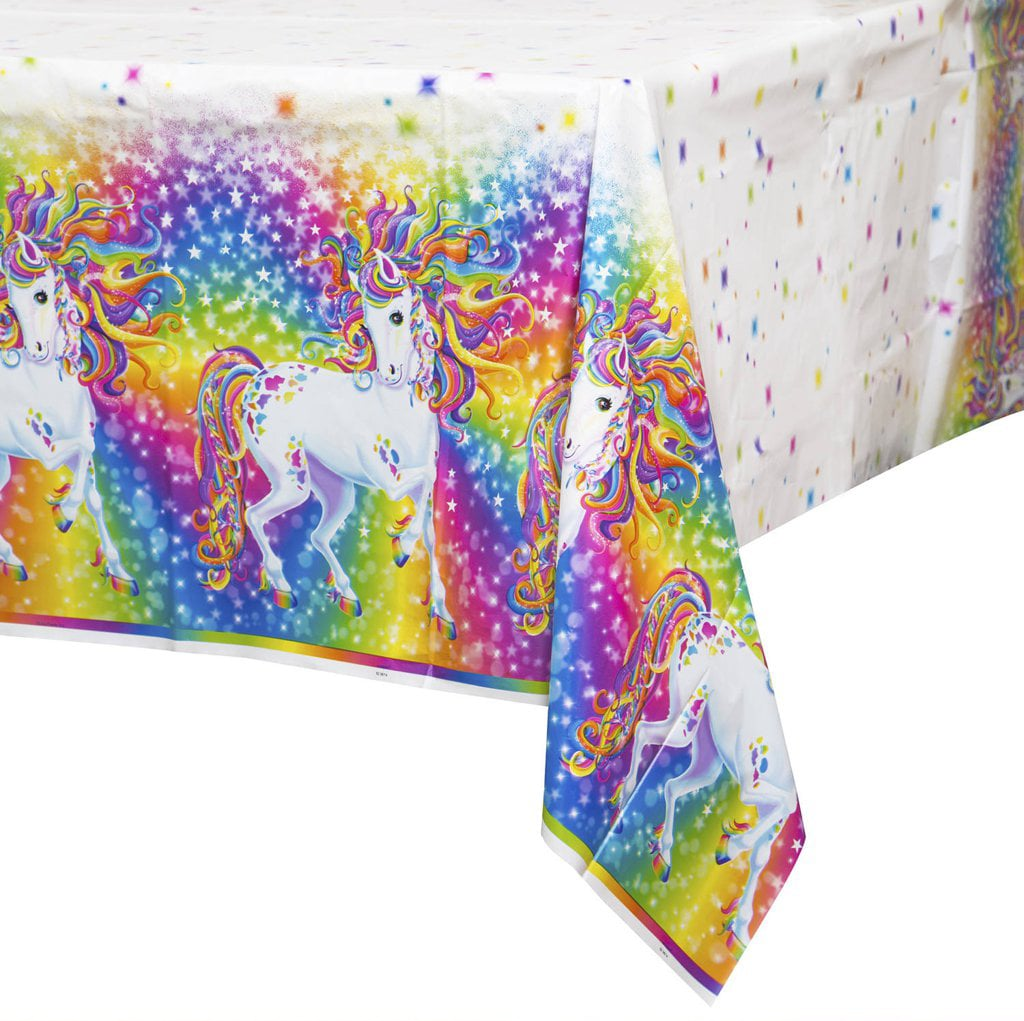 Lisa Frank Tablecloth