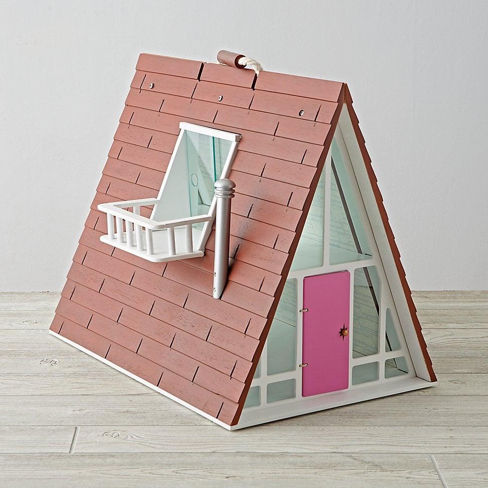 Land of Nod A-Frame Dollhouse