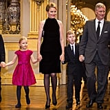 Belgium Royal Family